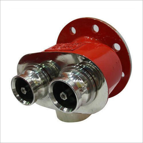 2 Way Fire Brigade Connection ( Inlet )