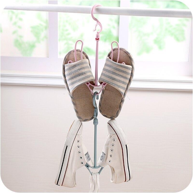 Multipurpose Shoe Drying Hanger