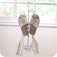 Multipurpose Shoe Drying Hanger