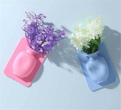 Reusable Silicone Flower Vase