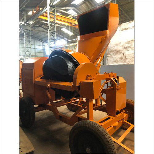 Capacity 10-7 Fully Automatic Hydraulic Concrete Mixer