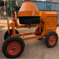 Weber Hand Fed Concrete Mixer