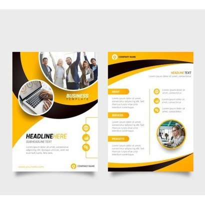 As Required Brochure Printing Services