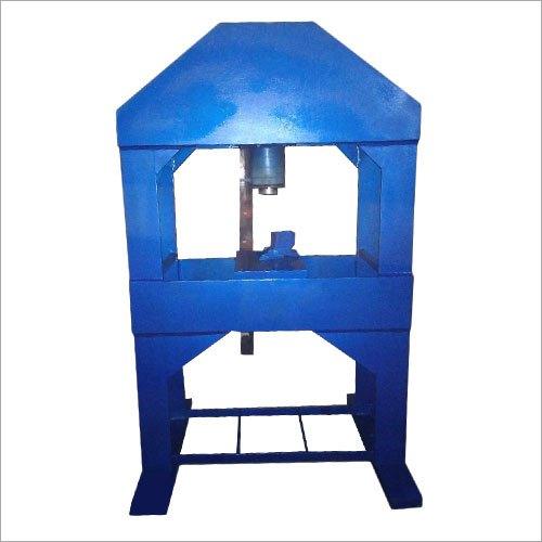 Hydraulic Camphor Slab Machine
