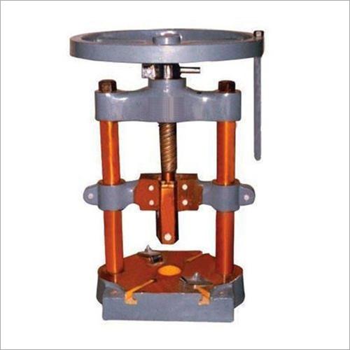 Manual Paper Dona Machine