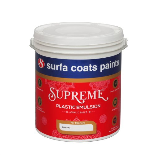 Surfa Plastic Emulsion Paint