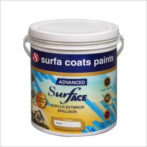 Surface - Budget Exterior Emulsion Paint