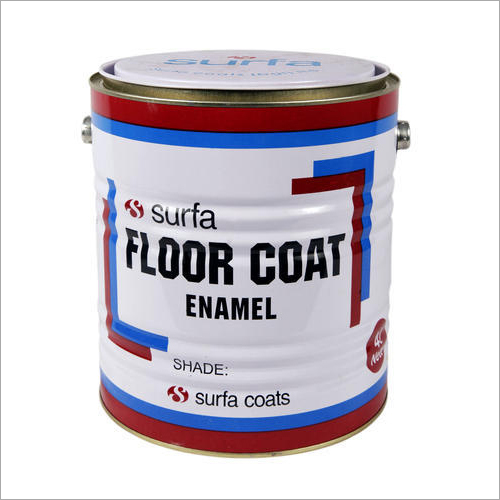 Floor Coat Enamel Paint