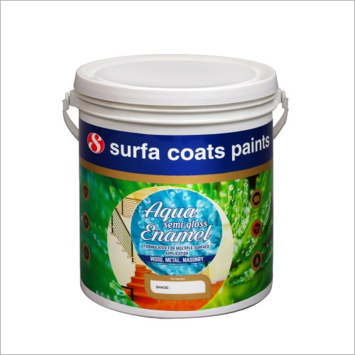 Semi Gloss Enamel Paint