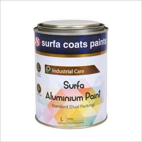 Standard Dual Pack Aluminium Paint