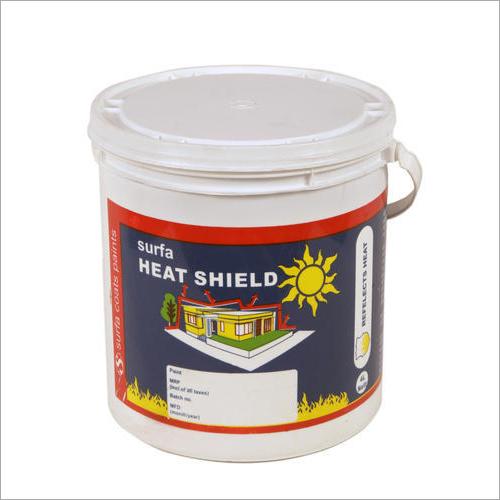 Heat Shield Water Based Paint