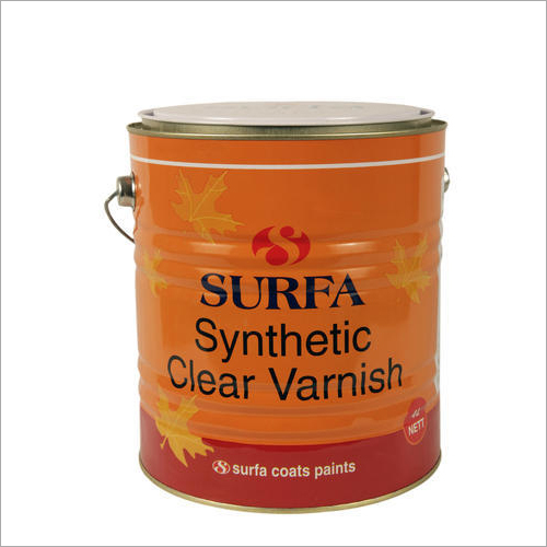 Synthetic Clear Varnish