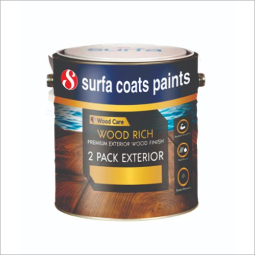 PU Coating Exterior Paint
