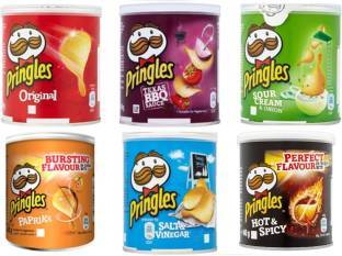 Pringles Small All Flavous