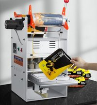 Cup Container Sealing Machine