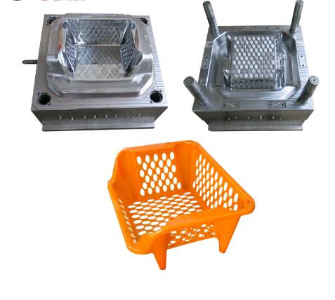 Plastic Dish Rack Injection Mold