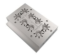 Plastic Injection Bakery Cooking Mold