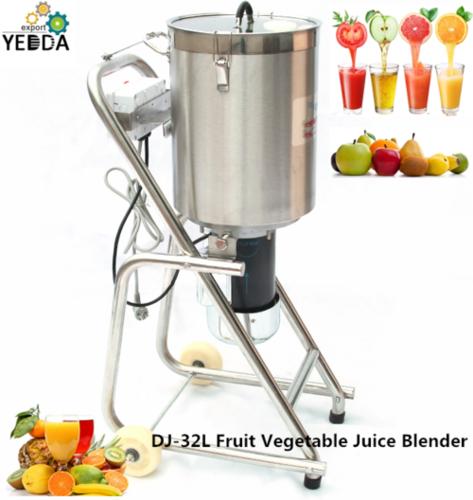 Industrial Pineapple Onion Garlic Paste Blender Machine