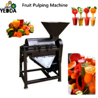 Industrial Automatic Apple Pulping Machine