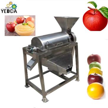 Automatic Mango Pulping Pure Machine