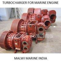 Turbocharger - Rotor-Cartridge-Nozzle-Bearing-ABB-MAN B&W-MITSUBISHI-NAPIER-IHI-KBB-HOLSET