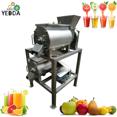 Fruit Vegetable Pulping Machine