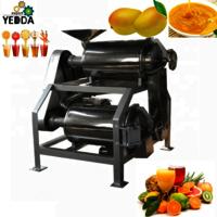 Automatic Papaya Pulping Machine