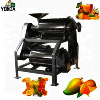Commercial Automatic Plum Pulping Machine