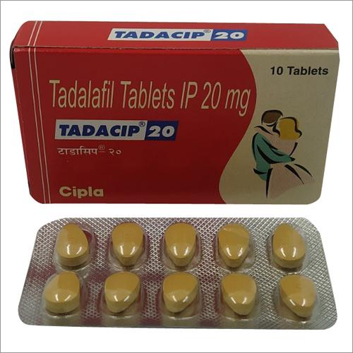 Tadacip Tablets