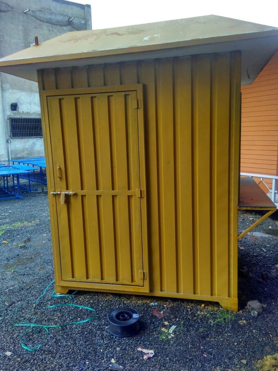 Prefabricated Security Cabin