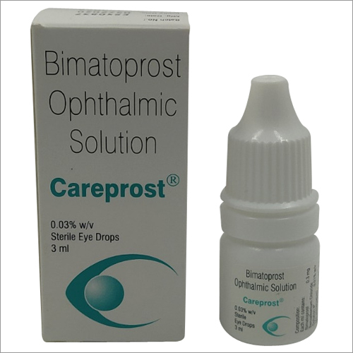 Careprost 0.03 Percent Solution