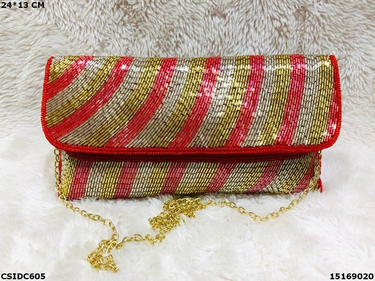 Stylish Bridal Clutch Bag