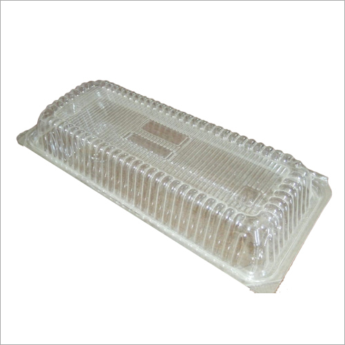 Plastic Cake Bowl
