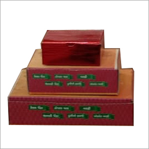 Khajali Packaging Box