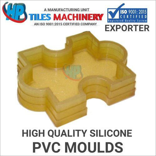 Square Paver Block Mould