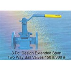 Extended Stem Ball Valves