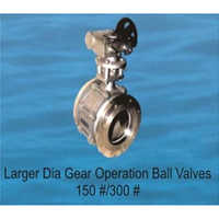 Larger Dia GO Ball Valves