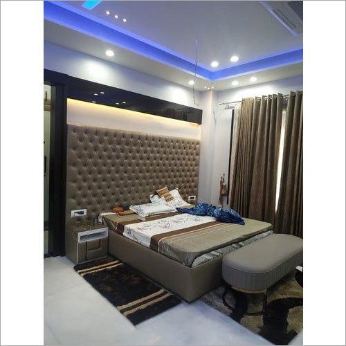 6x6.25 Feet Wooden Bed