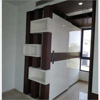 Living Room Wooden Wardrobe