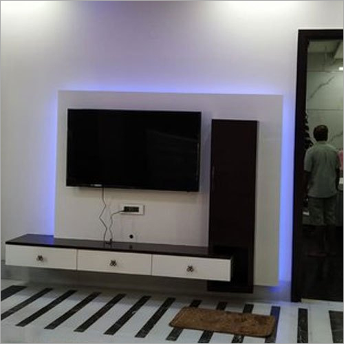 LED Wall Mount TV Cabinet