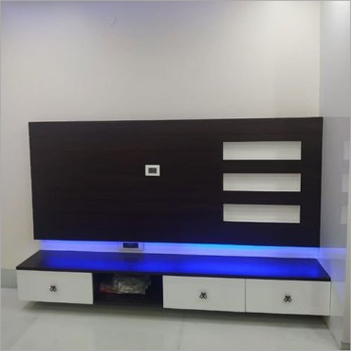 Wall Mounted Wooden TV Cabinet