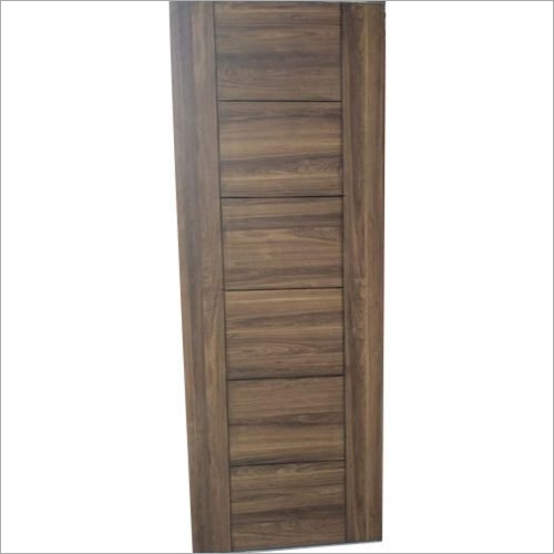 Wooden Hinged Door