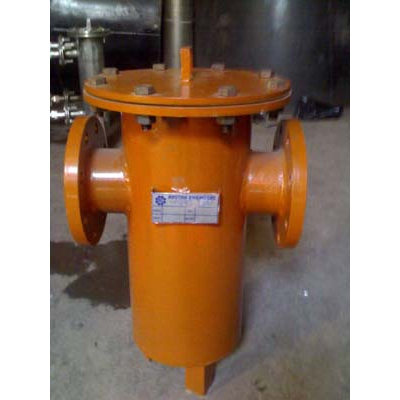 Fabricated Larger Dia Basket Strainers