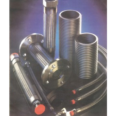 SS Corrugated Flexible Hoses and Bellows