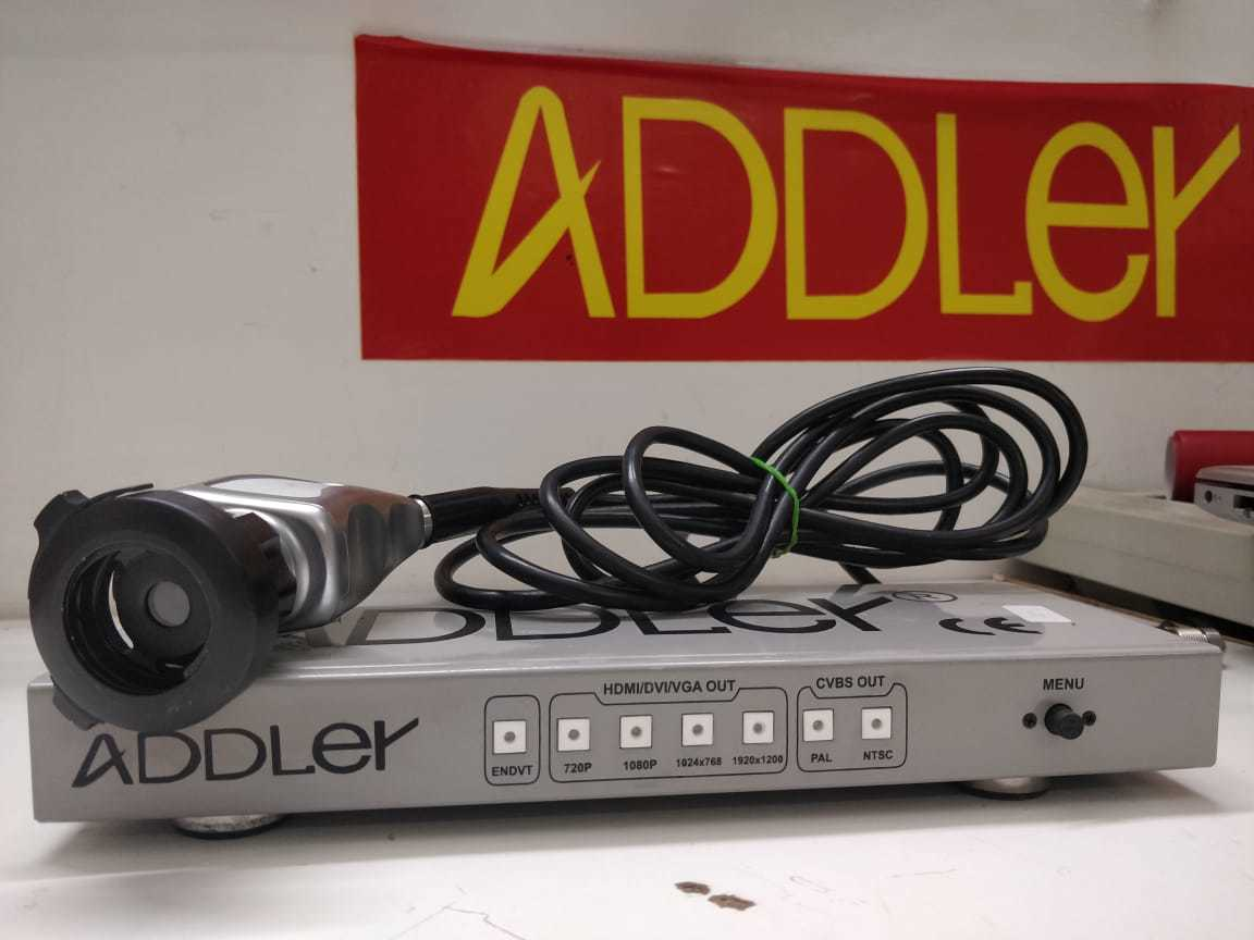 Addler Camera Head And Console