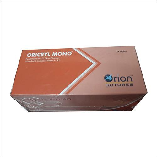 Oricryl Mono Surgical Sutures