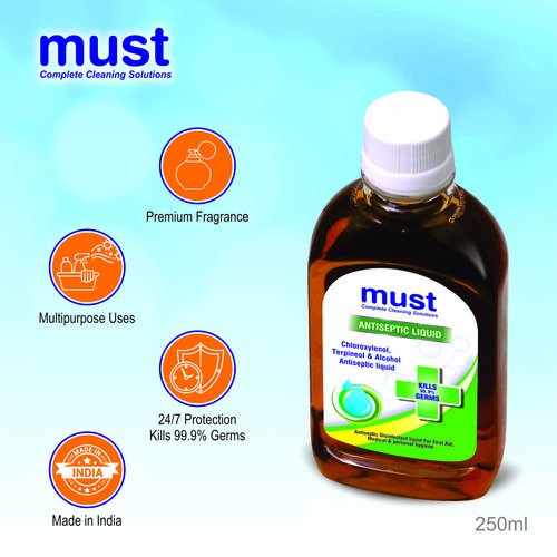 Must Antiseptic Liquid