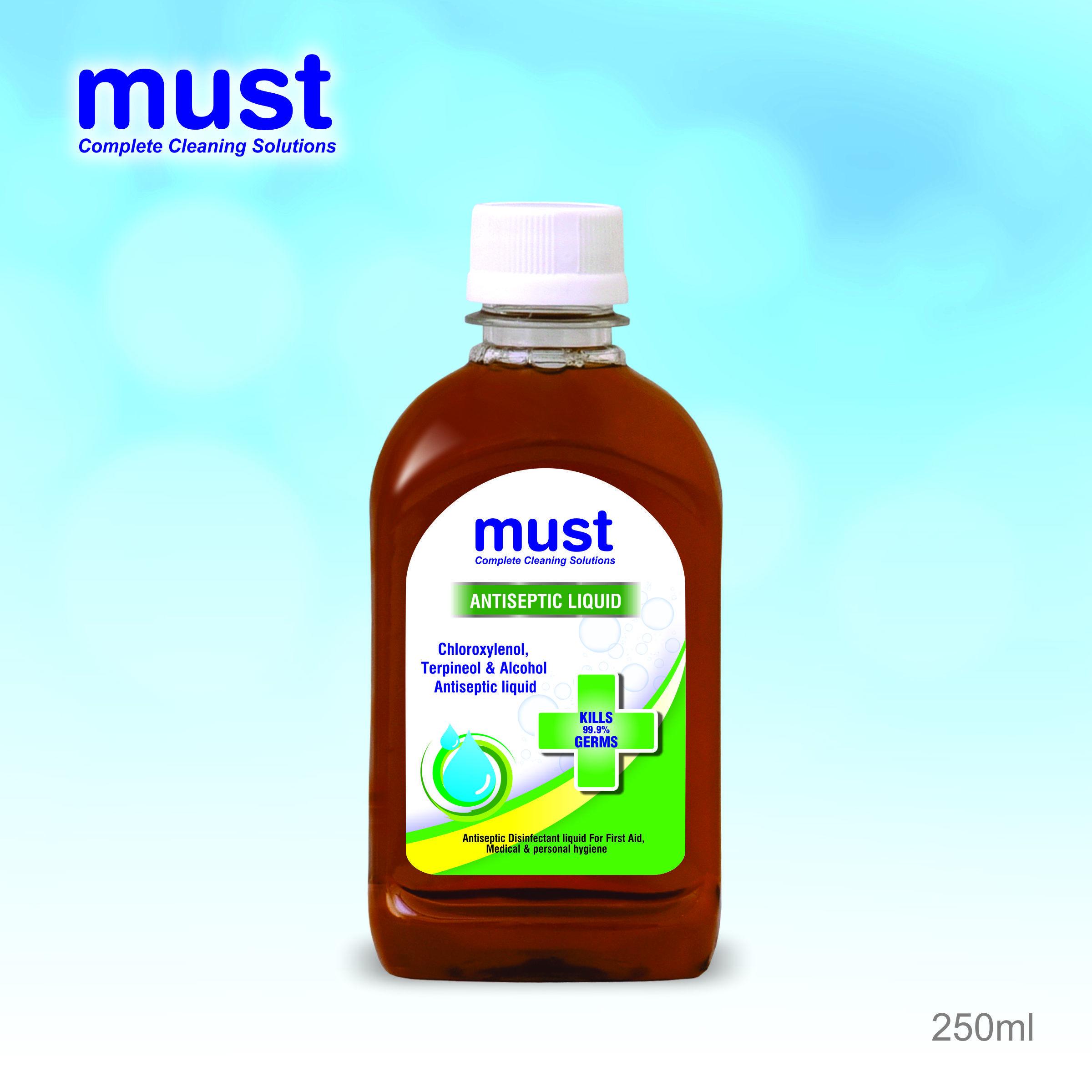 Must Antiseptic Liquid