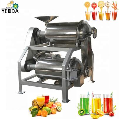 Industrial Cactus FruitSeeding Pulping Machine