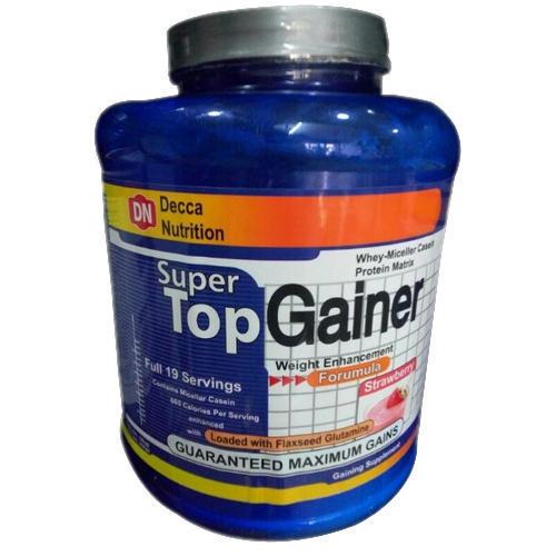 Top gainer
